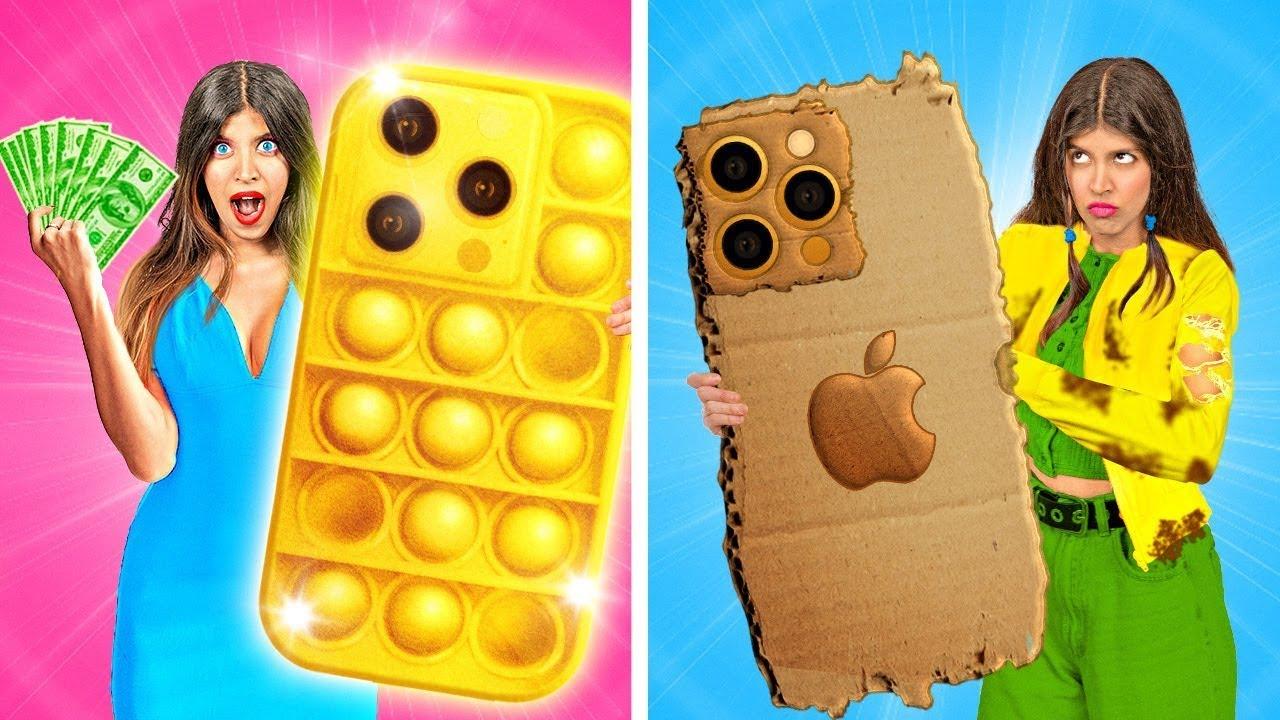 iPHONE Mágico concede desejos   Como ser popular, por La La Lândia School
