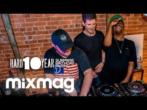 HARD10YEAR w/ KILL THE NOISE, DESTRUCTO, 12TH PLANET, BOT, J.WORRA