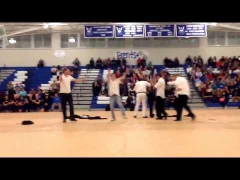 Curtis High School 2013 - Senior Boys Octet