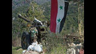 Сирийская армия отразила атаку боевиков на границе Хамы и Идлиба