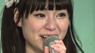 2015年4月1日 東京・上野 800日連続生放送のアイドル・柊木りおさんが『...