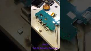 Samsung Tab T560 charge connector repair