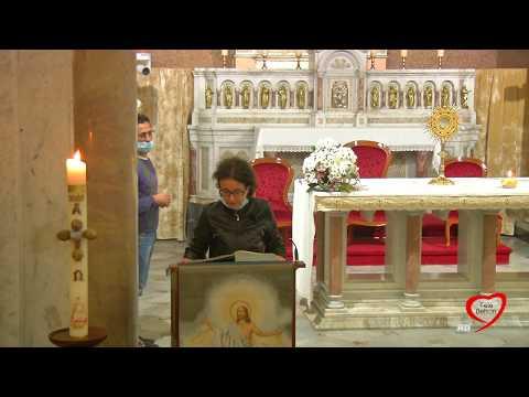 Con il Dio della Vita... Adorazione Eucaristica - 21 Maggio 2020