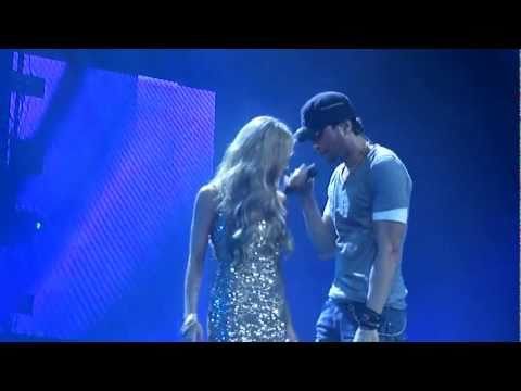 Enrique Iglesias & Havana Brown - Heartbeat live at Acer Arena Sydney