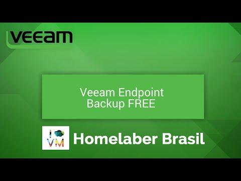 Veeam EndPoint Backup Free - Instalação, Backup, Restore E Desastre Recovery
