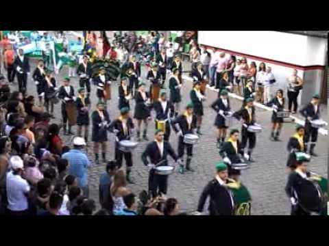 Desfile da Independência em Caturité-PB