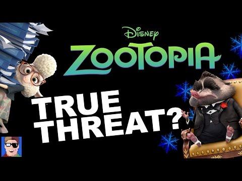 The Real Threat To Zootopia