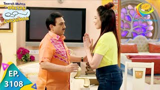 Taarak Mehta Ka Ooltah Chashmah - Ep 3108 - Full Episode - 23rd February, 2021