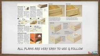 Woodworking Project Plans | Quality Woodworking Plans | 16000 Woodworking Projects