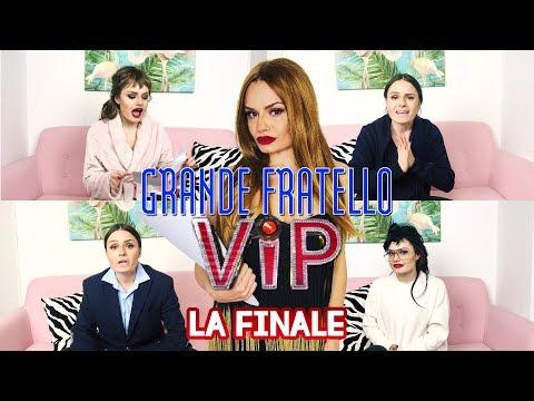 👁PARODIA GRANDE FRATELLO VIP - LA FINALE | MARYNA