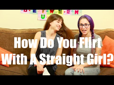 how would you flirt with a girl