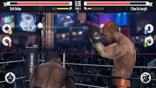 Игра Real boxing