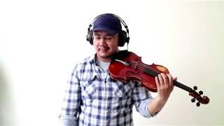 All By Myself (violin cover) | SON MACH