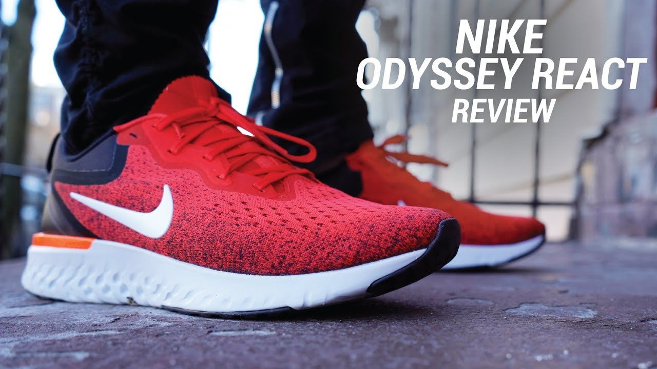 NIKE ODYSSEY REACT REVIEW - YouTube 07ef0a9d1