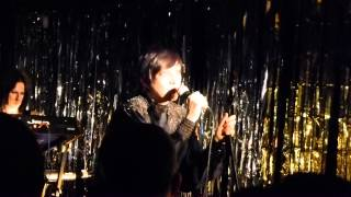 Billie Ray Martin at The Glory - Tell Me When The Fever Ended