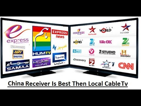 China Receiver Review in Urdu & Hindi | Kya App Cable TV sy Tang hn.