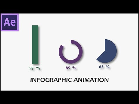 How to create Infographic animation in After Effects - 25