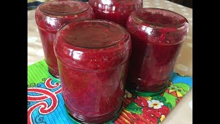 Заправка для борща на зиму. Готовим с Инной.Dressing for borscht for the winter.