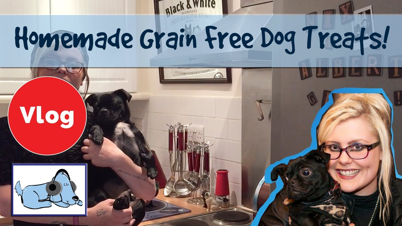 How To Make Grain Free Dog Treats Grain Free Healthy Dog Biscuit
