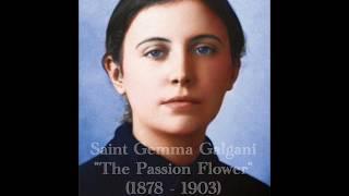 The Cross  Saint Gemma Galgani