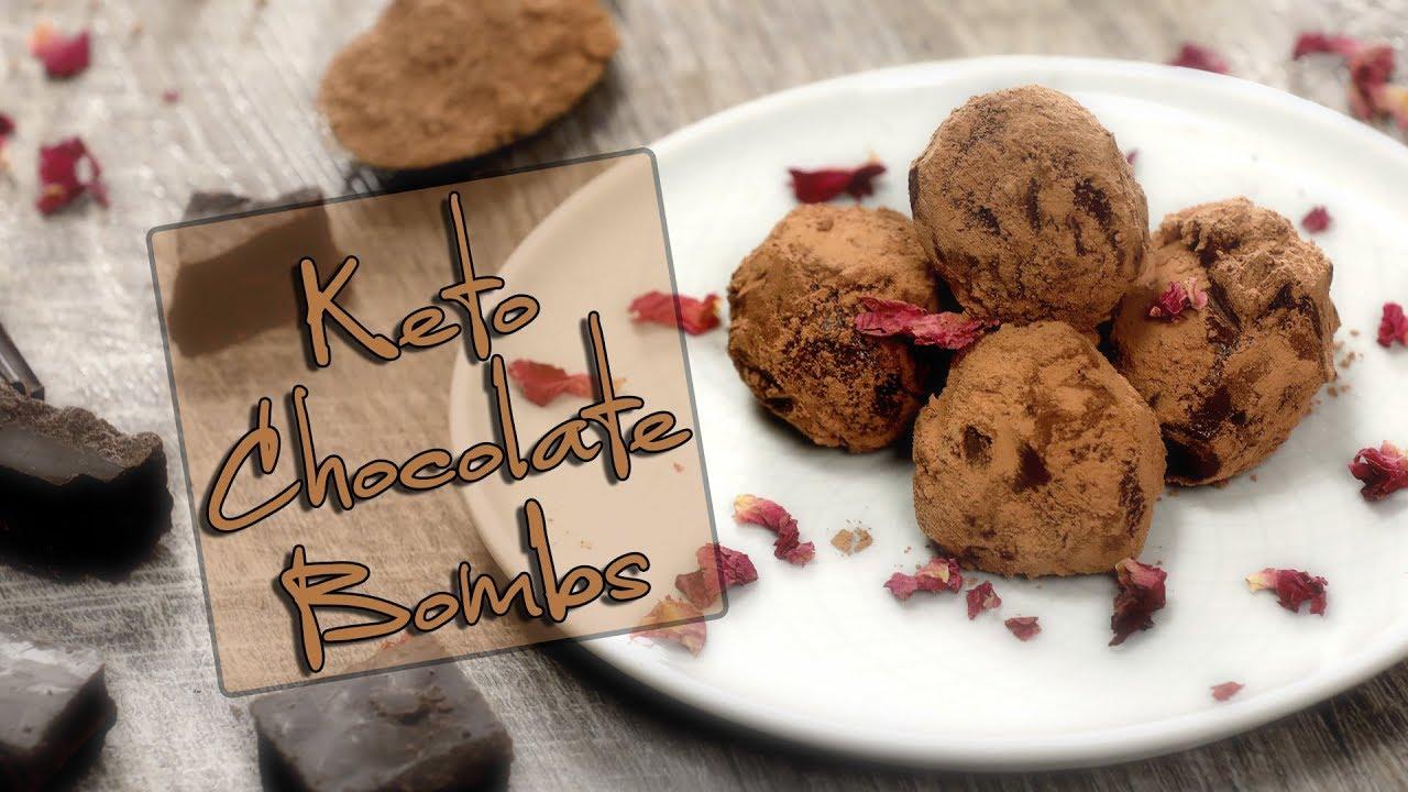 Diwali Special Sweets Recipes Chocolate Mocha Fat Bombs