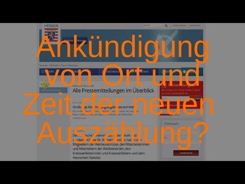 Hessenwahl ungültig, wenn Neuauszählungen nicht öffentlich