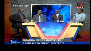 NTV ON THE SPOT: What events at Uganda Heart Institute mean for  Uganda's Health Sector? thumbnail