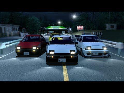 Battle Gear 3 - Toyota Sprinter Trueno AE86 PS2 Gameplay HD (PCSX2)
