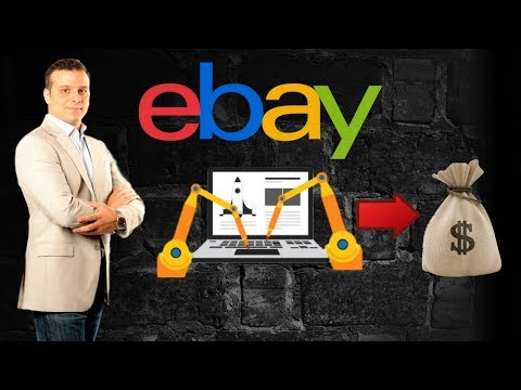 eBay Drop Shipping Automation Tools | Best Auto Lister & Repricer Software for Dropshippers [Greek]