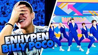 ENHYPEN (엔하이픈) X TAYO - 'BILLY POCO' Official MV | REACTION