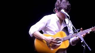John Mayer In Your Atmosphere Live At Wemley Arena 10 May 27th