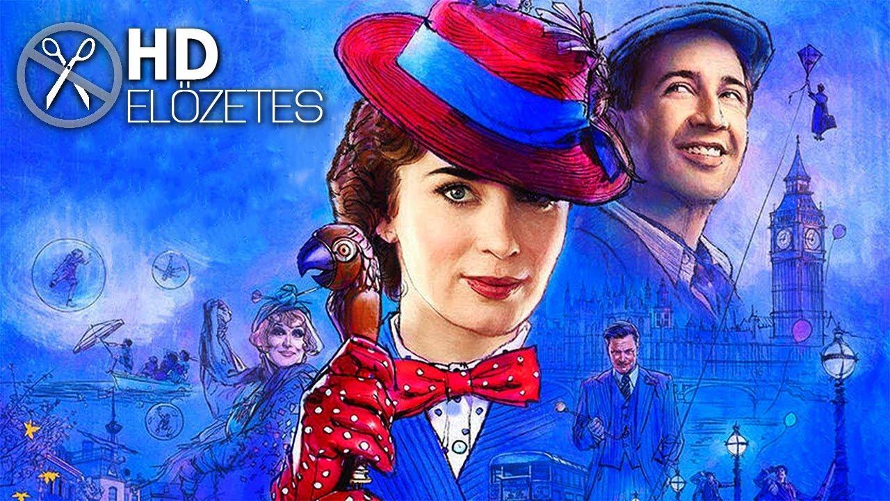 mary poppins visszatér teljes film magyarul # 1