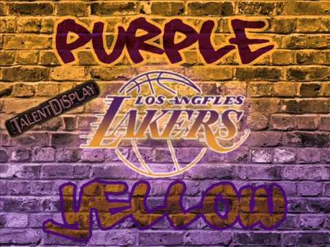 TalentDisplay - Purple Yellow (Lakers Anthem) TALENT DISPLAY