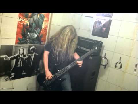 Astral Cult Black Arts Toneworks Black Forest demo on bass