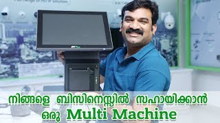 ZKTeco Pos Machine   Ebadu Rahman Tech   Malayalam Tech