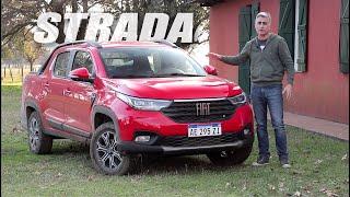 Fiat Strada Volcano 1.3 Firefly - Test - Matías Antico - TN Autos