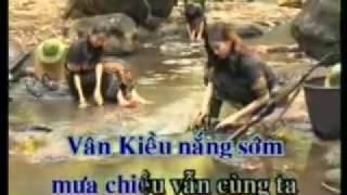 Rừng xanh vang tiếng Ta lư - Karaoke