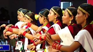 Nepal Magar Sangha Antar Eakai Kaura Nach Partiyo Gita  Chauthe Eakai 2074