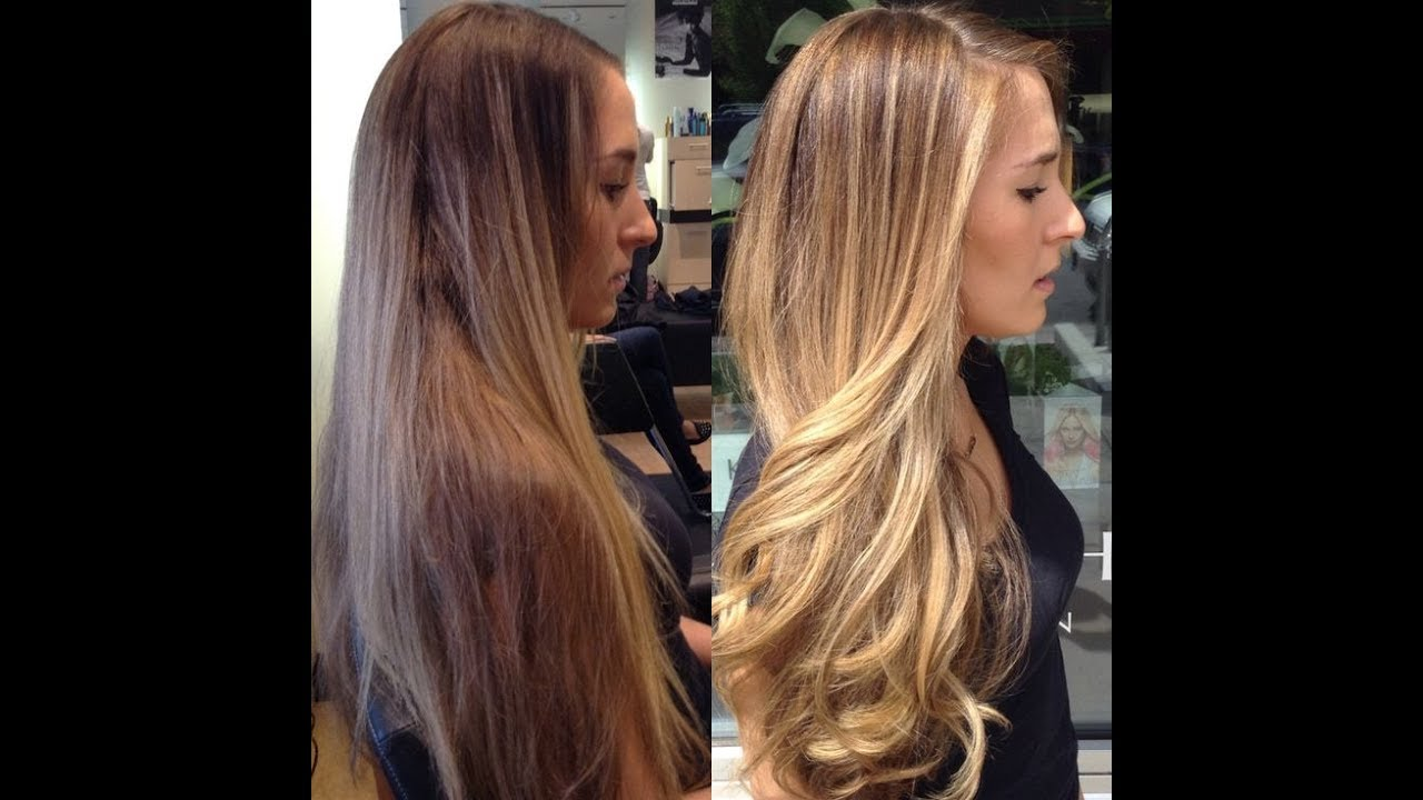 STUNNING BLONDE HAIR COLOR IDEAS FROM MADISON REED - YouTube