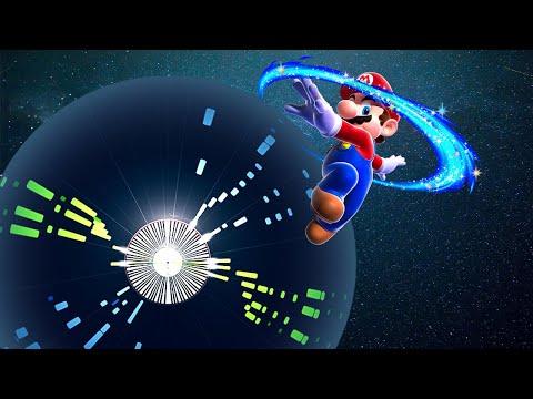 Gusty Garden Galaxy - Super Mario Galaxy [Piano Tutorial] (Synthesia) // DS Music