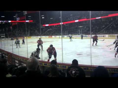 Ice Hockey at Scotiabank Saddledome
