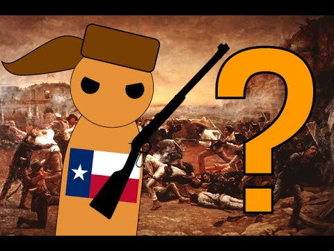 What If Texas Lost Their Revolution?