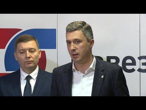 OBRADOVIĆ i ZELENOVIĆ Uredićemo državu koju je Vučić uništio jer ćemo sprovesti lustraciju!