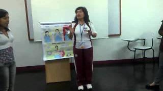 Clase modelo de Psicoprofilaxis y Estimulación Prenatal 2