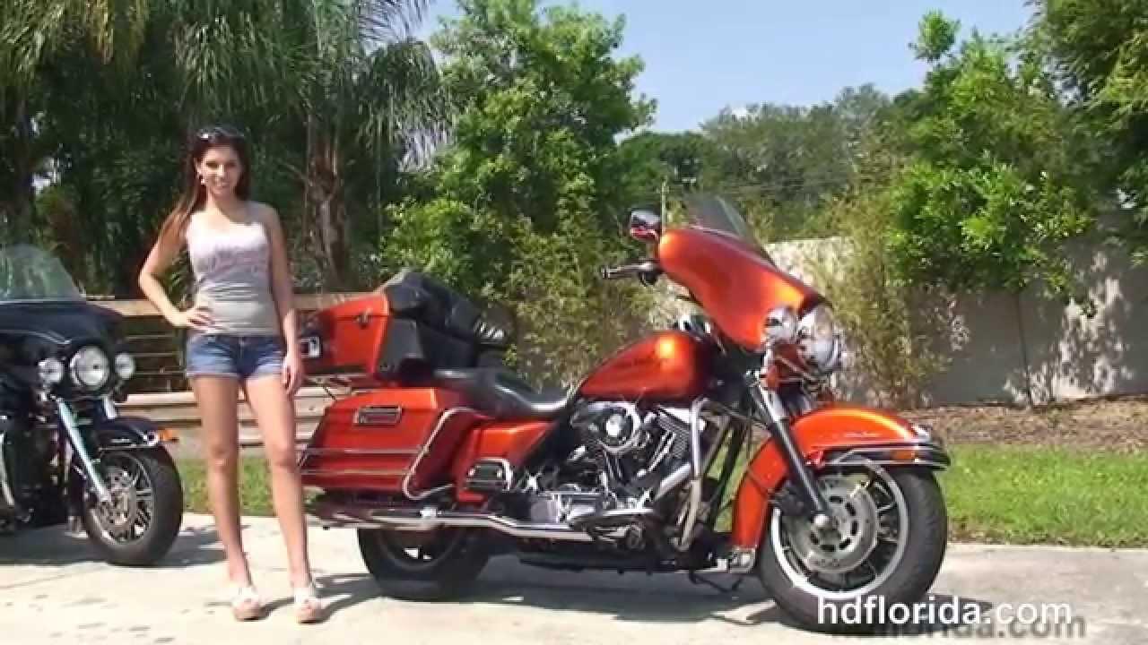 Harley Davidson Flhtcu Trike