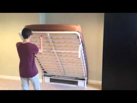 Make your next Murphy Wall Bed a Next Bed™   YouTube