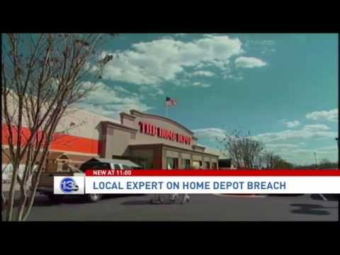 RIT on TV: Prof Mislan interviewed about Home Depot data breach