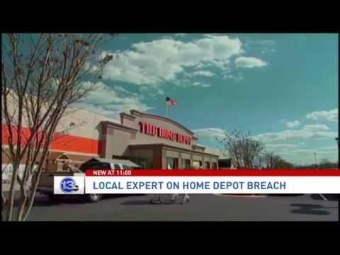 RIT on TV: Prof Mislan interviewed about Home Depot data breach