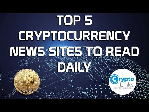 cryptocurrency news sites