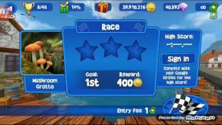 Play BB Racing(Beach Buggy Racing)Mod Apk